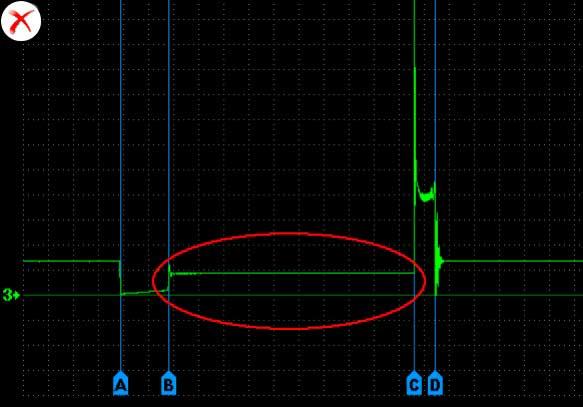 сигнал с большим временем накопления