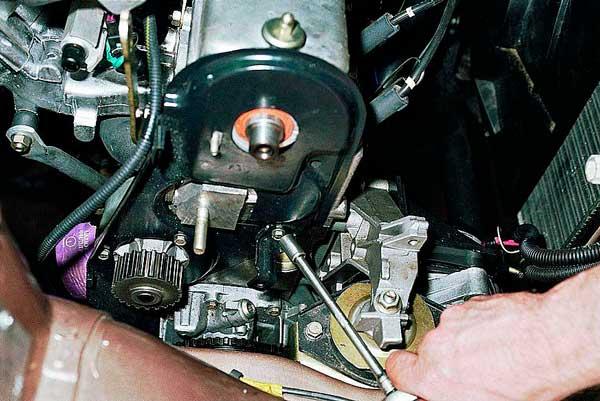 отражатель двигателя ваз