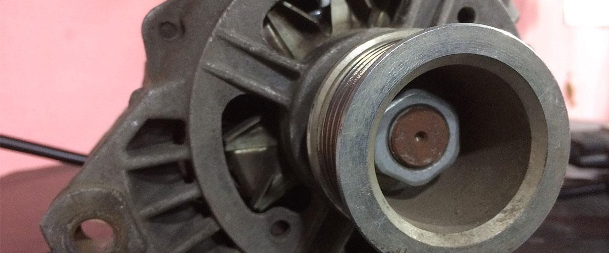 генератор автомобильный