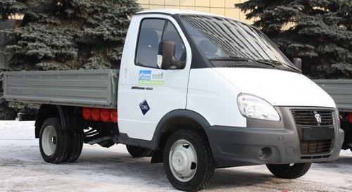 Автомобиль Газель с двигателем УМЗ