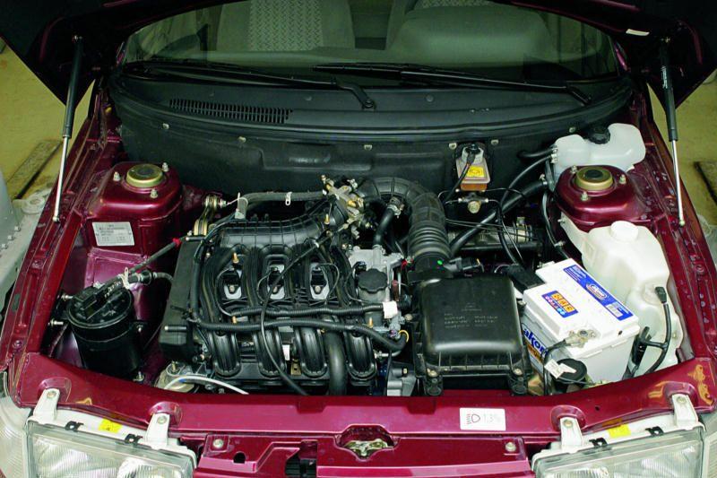 двигатель 16 клапанный на ваз 2114