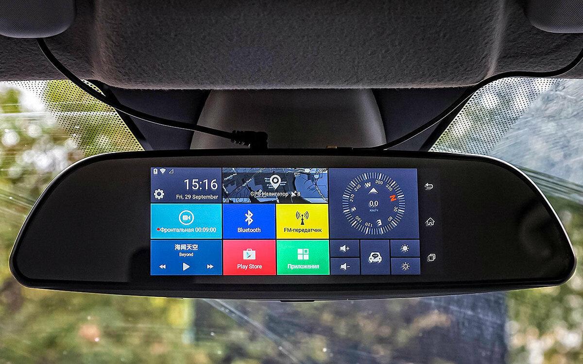 Топ обзор car dvr mirror